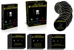 Covert Hypnosis Cd - Professional Hypnosis Training