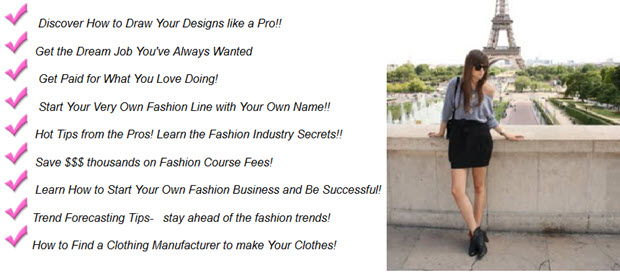 Discover How You Can Achieve Your Ultimate Dream of Becoming a Professional Fashion Designer