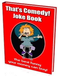 That's Comedy Joke eBook