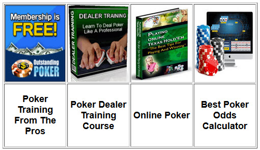 Poker Dealer Training Course