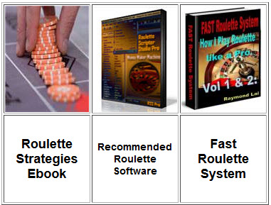 Roulette Strategies Ebook