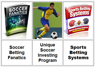 Unique Soccer Investing Program