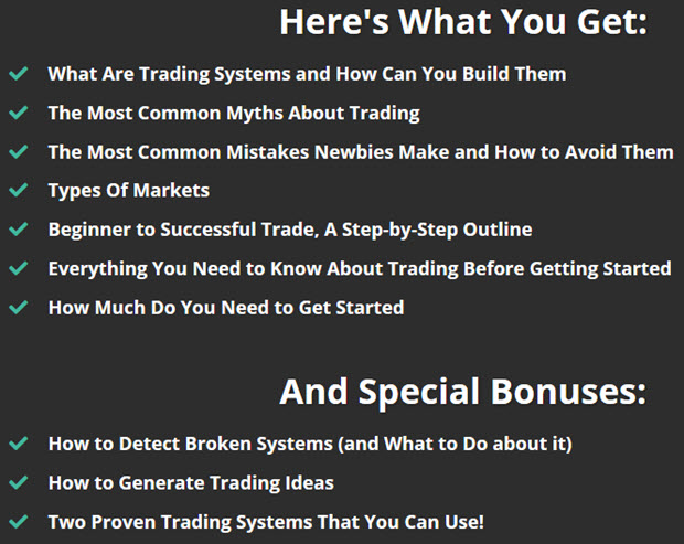 Beat The Market With Trading Systems