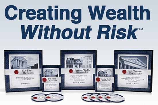 Creating Wealth Without Risk home study course