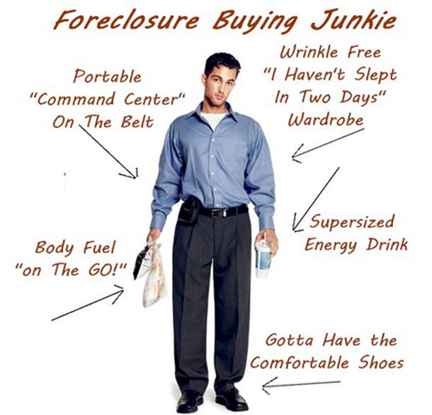 Finding heavily discounted foreclosures