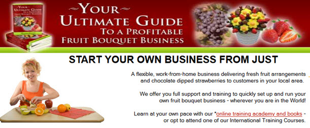 For Making And Selling Fruit Bouquets For Profit
