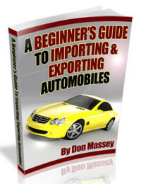 How To Start A Import/export Car Business