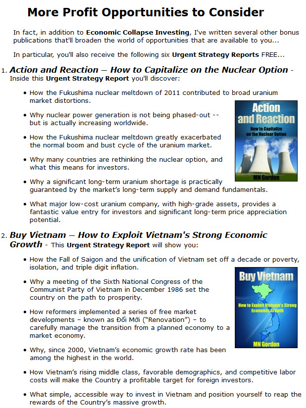 How to Capitalize on the Nuclear Option