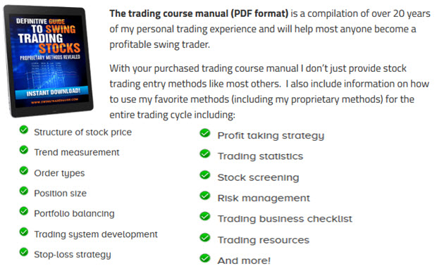 Trading Course Manual