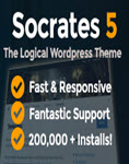 Best Selling Wordpress Theme Socrates