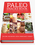 New Paleo Snacks Book