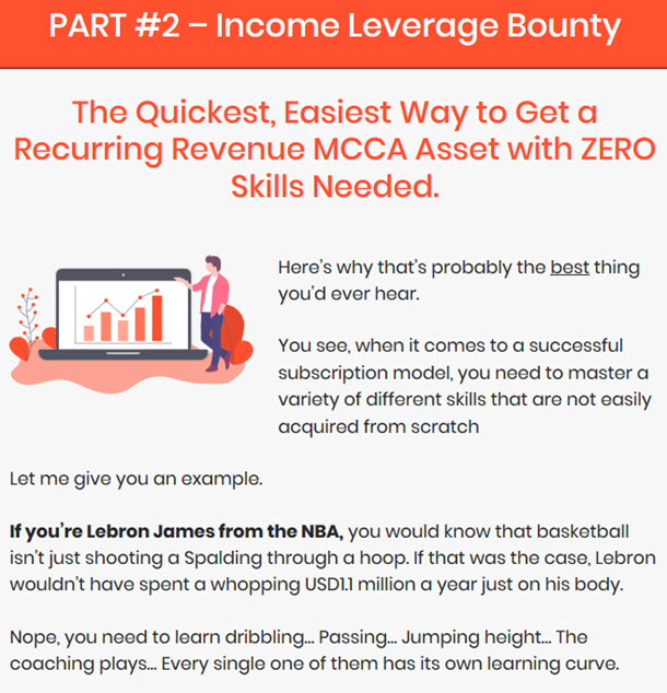 Income Leverage Bounty
