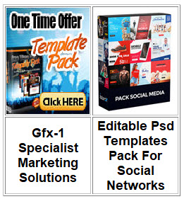 Template Pack for Internet Marketing