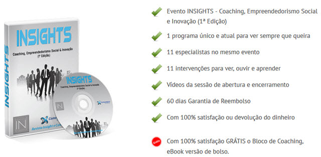 Evento INSIGHTS