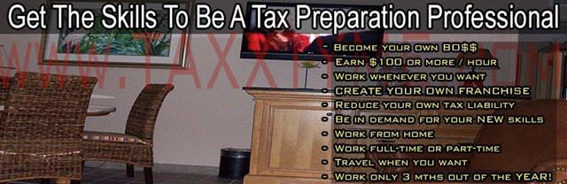 Get-The-Skills-To-Be-a-Tax-Preparation-Professional