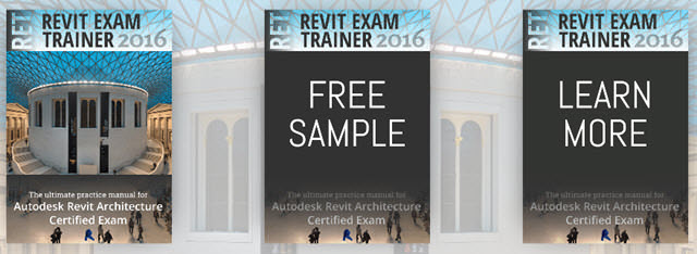 Pass the Autodesk Revit Architecture Certified Exam
