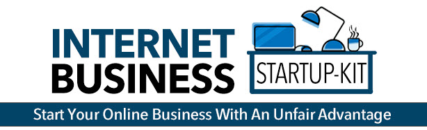 start a business on the internet