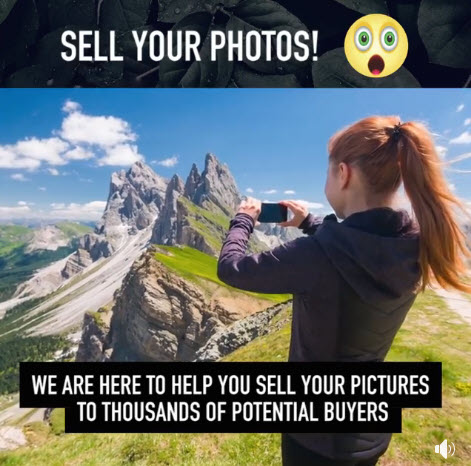 sellyour photos
