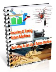 tattoo machine-TATTOO MACHINES-How To Tune Tattoo Machines - Discover How To Best Set Up & Tune Your Tattoo Machine