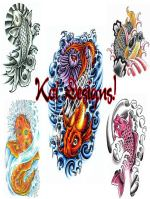 world large koi tattoos-WORLDS LARGEST TATTOO COLLECTION-Free Lifetime Updates - 30,000 Tattoo Designs - Biggest Tattoo Collection I've Ever Seen!