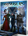 Everyverse Rpg: The Complete Role-playing Game