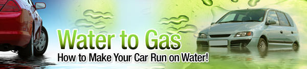 Discover How To Make Your Car Run On Water