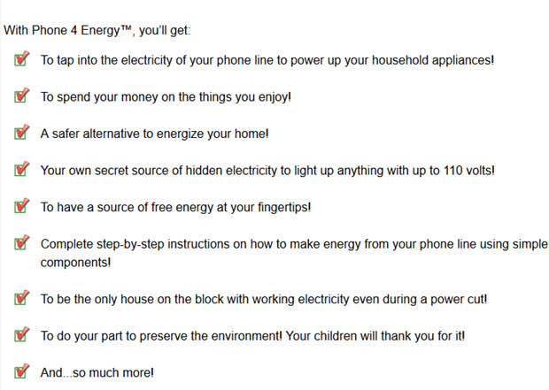 alternative to energize your home