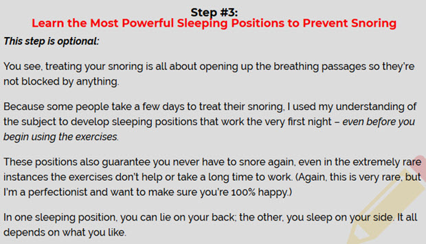 Learn the Most Powerful Sleeping Positions to Prevent Snoring