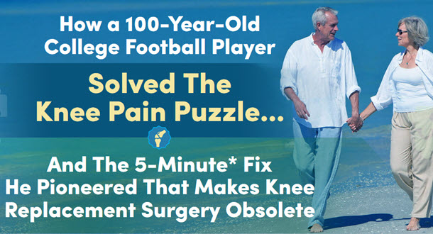 Makes Knee Replacement Surgery Obsolete