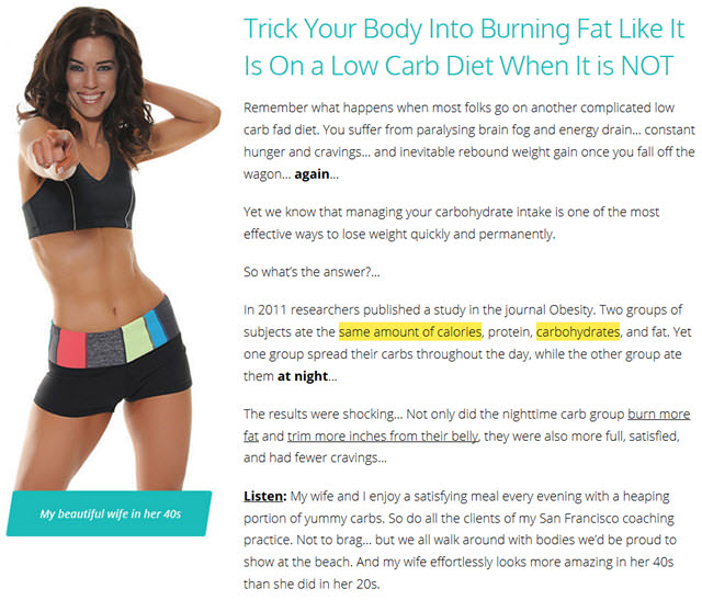 Trick Your Body Into Burning Fat