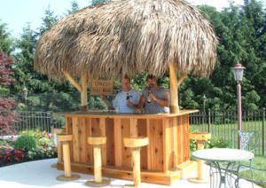 Discover How to Build Your Own High-Quality Tiki Bar