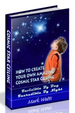 How To Create Your Own Amazing Cosmic Star Ceiling