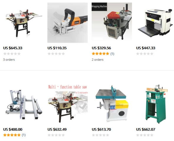 Wholesale woodworking combineation Wholesale milling machine bg6300 Wholesale machinery woodworking
