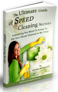 The Ultimate Guide Of Speed Cleaning Secrets