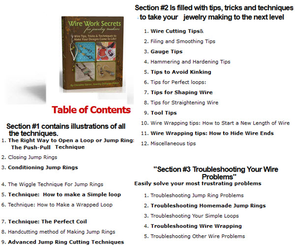 Wire Work Secrets Books