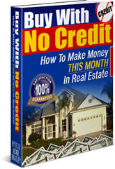 No Money Nothing Down Creative Real Estate Investing