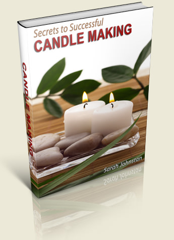 CANDLE MAKING AT HOME