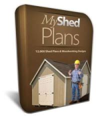 Complete Shed Plans & Woodworking Course - 12,000 Shed Plans & Woodworking Designs