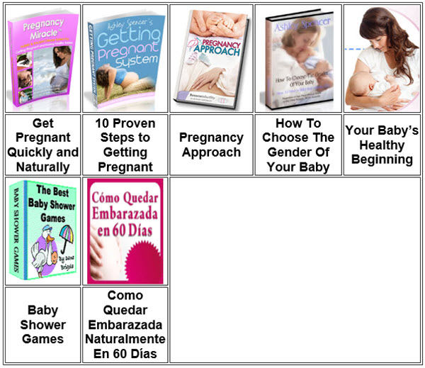 Get Pregnant Quickly and Naturally