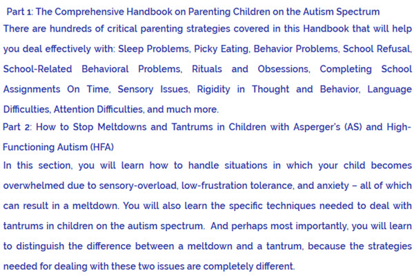 The Comprehensive Handbook on Parenting Children on the Autism Spectrum