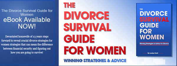 The Divorce Survival Guide For Women
