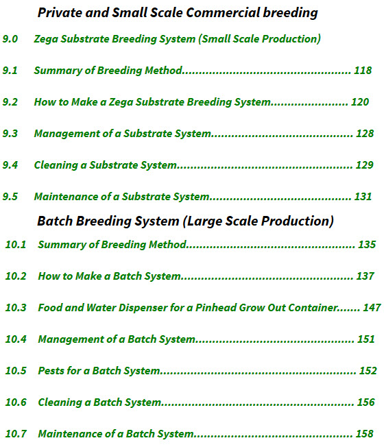 Batch Breeding System