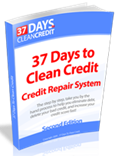 37 Days to Clean Credit Book