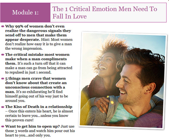 Critical Emotion Men Need To Fall In Love