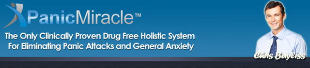 Cure Panic Attacks and General Anxiety permanently
