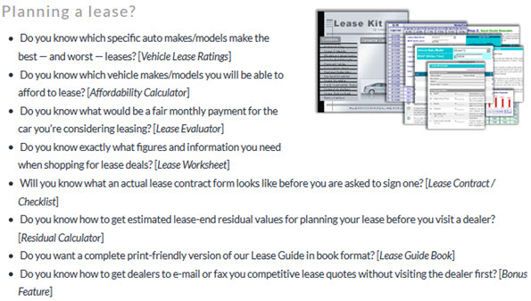 How the Lease Kit Helps