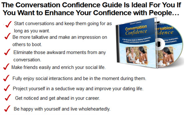The Conversation Confidence Guide