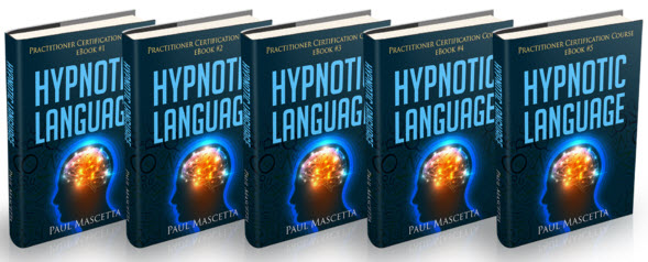 The Hypnotic Language Practitioner Certification