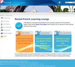 ROCKET LANGUAGES FRENCH-Learn to Speak French Confidently and Naturally