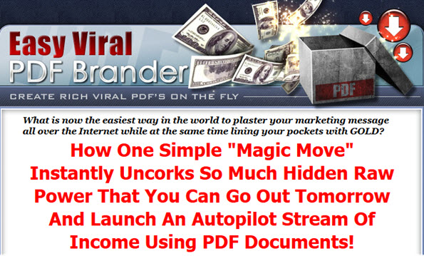 Autopilot Stream Of Income Using PDF Documents